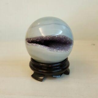 紫水晶瑪瑙晶洞