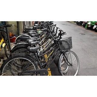 【 專業二手腳踏車買賣】24吋/26吋 淑女車 菜籃車 二手腳踏車/二手自行車/中古腳踏車/中古自行車