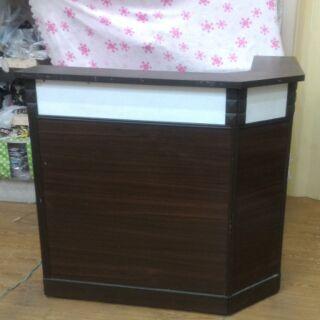 二手 櫃台 櫃檯 木製櫃檯 員林自取