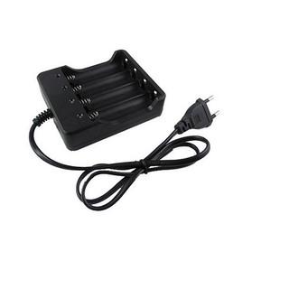 廠家直銷 18650鋰電池充電器4槽 4.2V智能 18650四槽充電器歐規