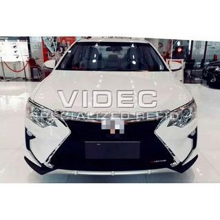 威德汽車 HID 豐田 2015 CAMRY 7.5代 前保桿 總成 類LEXUS 式樣 下巴 空力套件