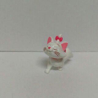 迪士尼瑪莉貓公仔 扭蛋