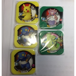 神奇寶貝卡匣-第一彈、第四彈 2星卡匣