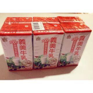 義美保久乳,酸梅湯,紅棗茶,6入,1入