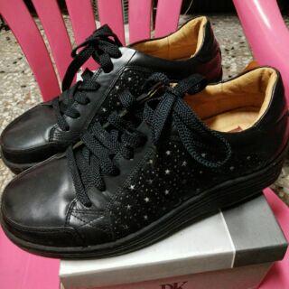 DK真皮呼吸空氣鞋 DR. KAO 中性鞋 真皮鞋 專櫃鞋 真皮休閒鞋