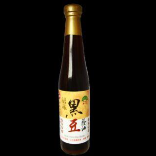 黑豆蔭油420毫升禾松●天然釀造●薄鹽醬油