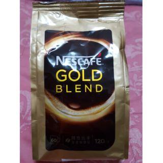 雀巢金牌微研磨咖啡補充包