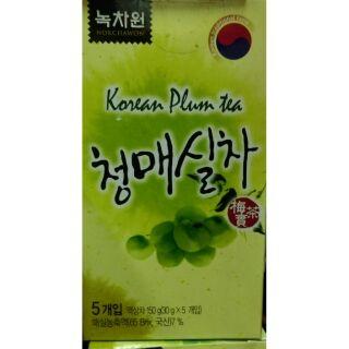 韓香小舖  韓國 綠茶園茶包 ( 柚子 / 五味子 / 石榴 / 青梅 )