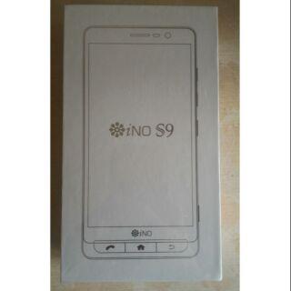 iNO S9 銀髮旗艦機(黑色)