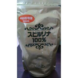 會昌 日本 螺旋藻錠(2000+400錠)