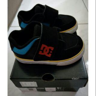 DC滑板鞋藍翼騎士