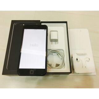 Apple i7 plus 5.5 128g 保固中 盒裝 大i7 價格超優惠i7+ iphone7 空機 自售 整新機