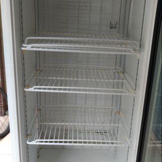 二手 直立冷藏冰箱/直立式冰箱/直立單門玻璃冰箱/自取8800元
