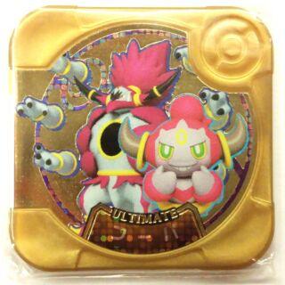 神奇寶貝 Pokemon TRETTA 日本Z4彈 究極金卡 胡帕