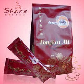 馬來西亞 東革阿里 白咖啡 三合一Tongkat Ali White Coffee Malaysia
