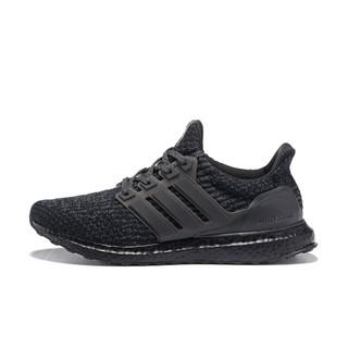 Adidas阿迪達斯 Ultra Boost3.0代爆米花男鞋女鞋 黑 運動跑步鞋