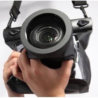 韓式潮流小鋪高清單反相機防水袋 潛水套 佳能 尼康 索尼單反相機防雨防沙罩