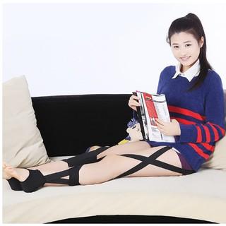 束腿帶矯正腿型綁腿帶學生兒童腿型矯正帶成人x型腿o型腿日夜兩用