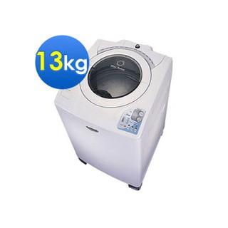 兜兜代購-TECO東元13KG超音波洗衣機 W1323UW FUZZY人工智慧安全自動洗衣n