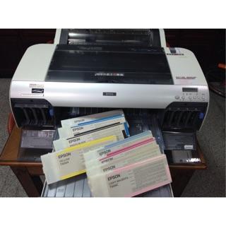 EPSON STYLUS PRO 4800繪圖機