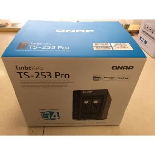 QNAP 威聯通 TS-253 PRO NAS 2Bay雙層網路儲存伺服器 售價11500