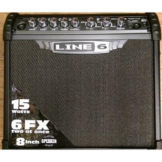 亞洲樂器 LINE6 SPIDER III 15W 效果器 電吉他音箱