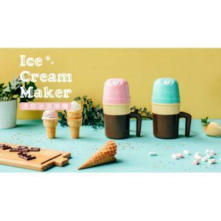 recolte 日本麗克特 Ice Cream Maker