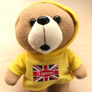立頓熊 柏靈頓 黃色款 熊玩偶 紀念商品 現貨