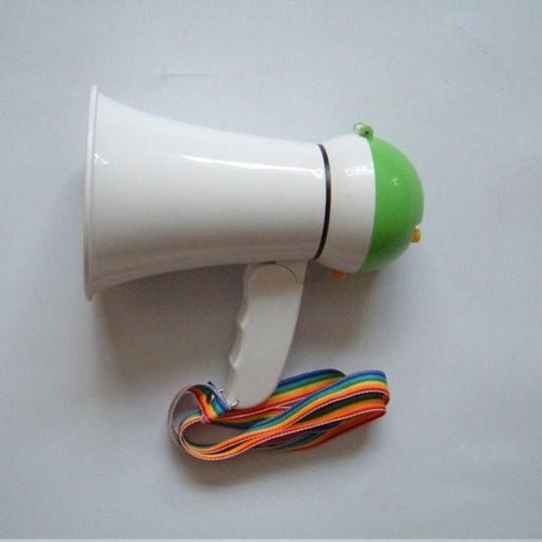 迷你手持喊話器 迷你大聲公 擴音器 折疊式大聲公 擴音機 電喇叭【GM409】