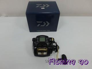 《Fishing Go》DAIWA TANACOM 750《電動捲線器》