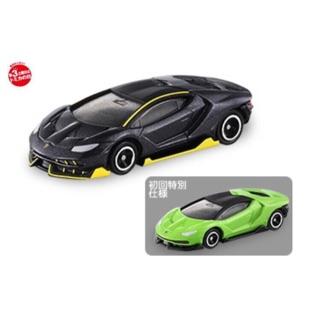 TOMICA81 多美小汽車 %2381 藍寶堅尼 初回 一般色 合售