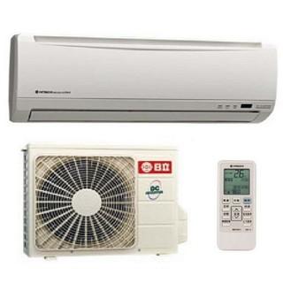 【日立】3-5坪用變頻《冷暖標準型》一對一冷氣 RAS-22YD/RAC-22YD