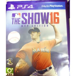 Ps4 MLB the show 2016
