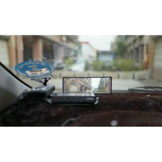 汽車A柱盲點透視鏡/死角反射鏡/透光鏡