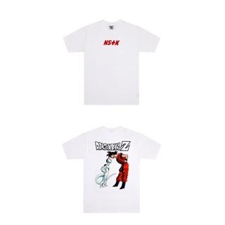 [預購]韓國 潮流品牌 NSTK x 七龍珠Z 短袖T恤