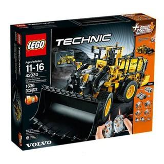 LEGO 樂高 42030 全新品未拆 TECHNIC系列 VOLVO L350F 輪式裝載機