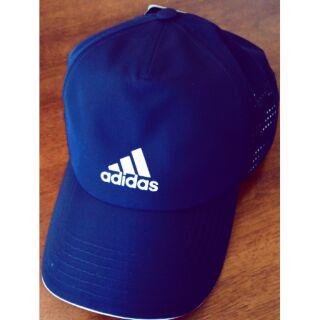 COSTCO ADIDAS休閒帽運動帽深藍色/男女皆適%23106341