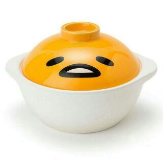 日本  蛋黃哥陶瓷土鍋