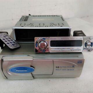 汽車音響Panasonic CQ-C5400W (MP3/WMA)