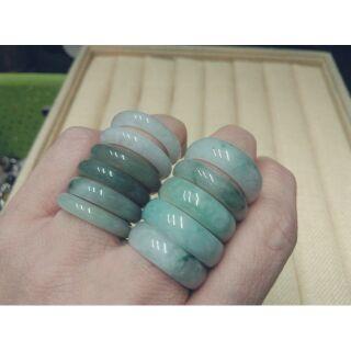 緬甸玉戒指