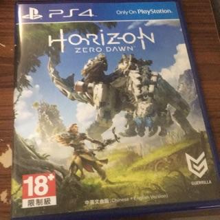 PS4 地平線 期待黎明 Horizon
