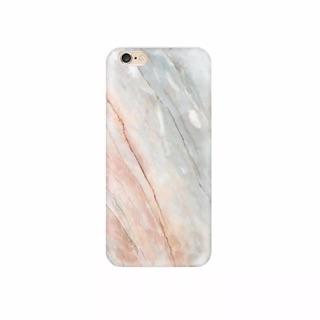Iphone 7 8 plus 手機殼 慢客生活 藍金石 白玉石 簡約 粉紅 黑 藍 紅 鳳梨 大理石 厭世臉