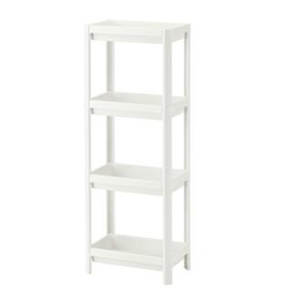 IKEA代購-VESKEN 層架組