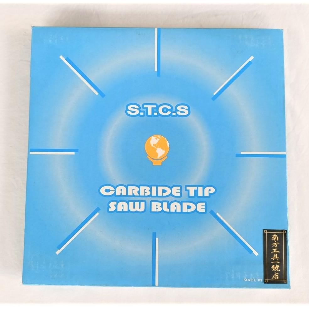 【台南南方】台灣製 S.T.C.S 216~255mm 鎢鋼鋸片 圓鋸片 溝切機 切斷機 鋸片