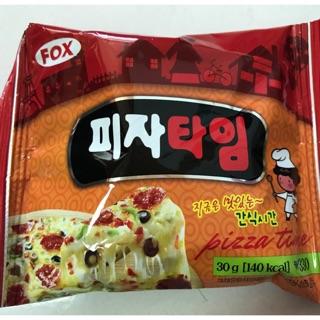 現貨!韓國Fox 披薩點心餅