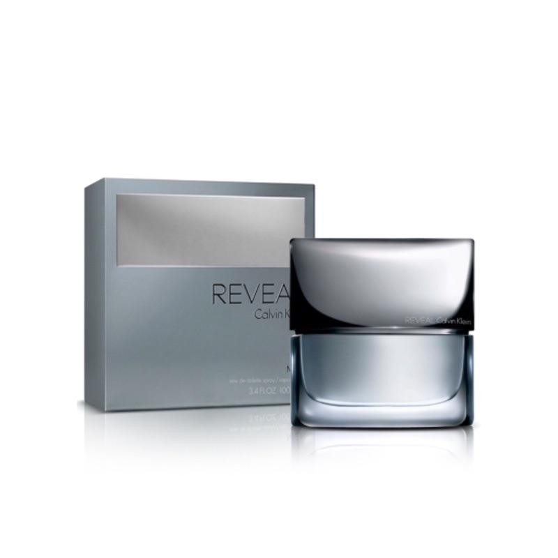 CK Calvin Klein 揭愛 Reveal 男性淡香水 分享試管