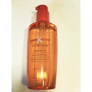 Kerastase 卡詩 絲光柔馭露 125ml 免沖洗 髮油 乾燥髮適用