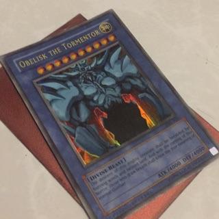 遊戲王-神之卡 歐貝利斯克的巨神兵
