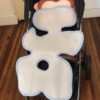 二手 Gio ice seat 透氣嬰兒車坐墊