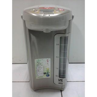 象印 CV-DSF 4公升 EV 真空保溫 熱水瓶 全新防水圈 2014年